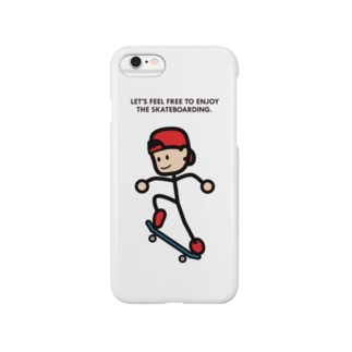 "String skater ""Ollie2"" Smartphone cases"