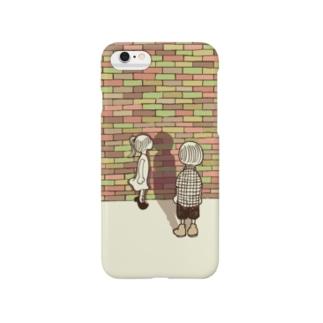 間接キス Smartphone cases