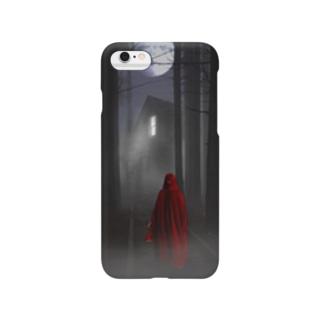 ブラックサンタ Smartphone cases