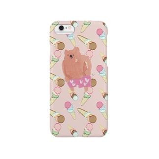 オーダー分ウォンちゃん Smartphone cases