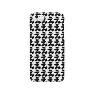 【線】え Smartphone cases