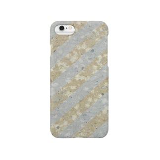 しましま竜山石 Smartphone cases