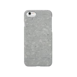 竜山石 青色 Smartphone cases