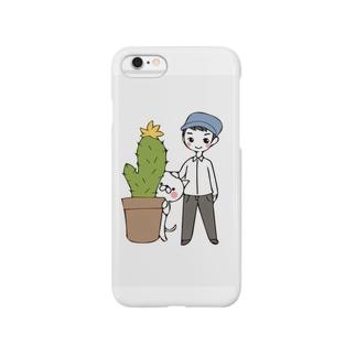 たるねこ×ガラナ Smartphone cases