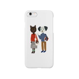 キャンパスライフ Smartphone cases