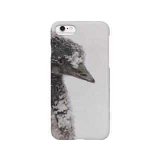 雪景色シリーズ1 Smartphone cases