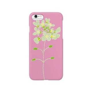 タネツケバナ Smartphone cases