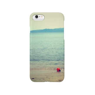 島の記憶 Smartphone cases