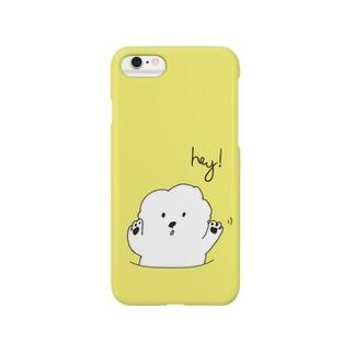 Hey! Bichon Smartphone cases