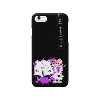 Sagihamu ROCKスマホケース(iphone用) スマートフォンケース