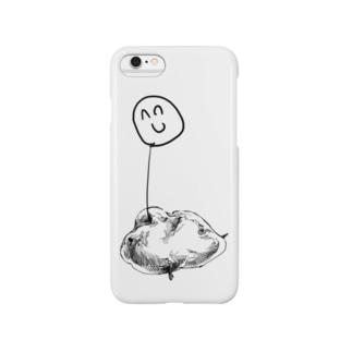馬鈴薯くん Smartphone cases