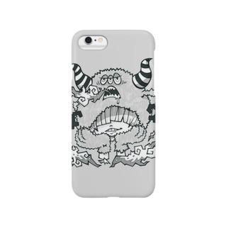 ガオ Smartphone cases