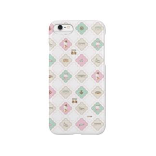 ムル&メリィ 柄 Smartphone cases