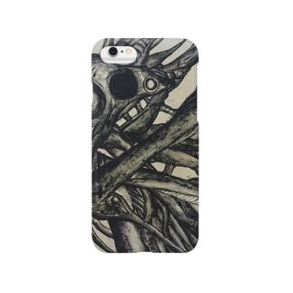 yosixworksのオルガネラ3 Smartphone cases
