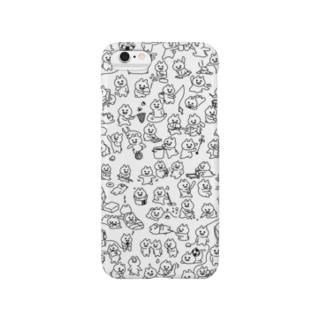 マエバサンたっぷり Smartphone cases