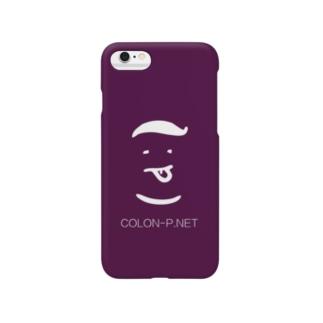 コロンピさんのiPhoneケース(髪の巧カラー) スマートフォンケース