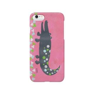 のこのこワーニィ Smartphone cases