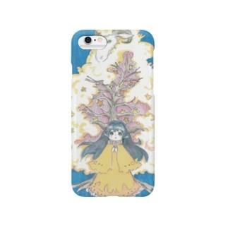 可愛い少女 Smartphone cases