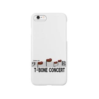 T-BONE CONCERT Smartphone cases