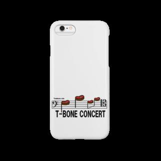 decoppaのT-BONE CONCERT Smartphone cases