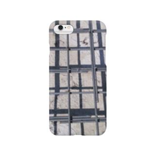 配筋 Smartphone cases
