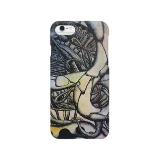 メビウスの叫び Smartphone cases