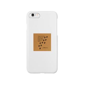 いつまでも一緒 Smartphone cases