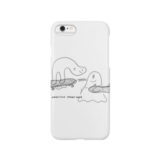 Ghost boarder Smartphone cases