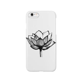 ロータス Smartphone cases