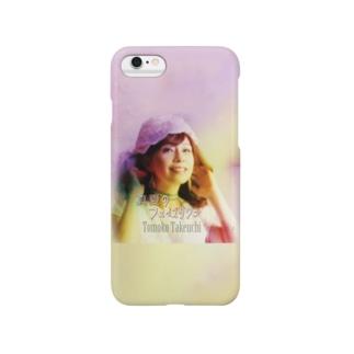 Tomoko Takeuchi真夏のフェイズダウン・ジャケット Smartphone cases