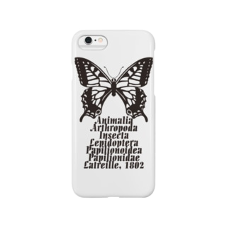 Swallowtail_B Smartphone cases