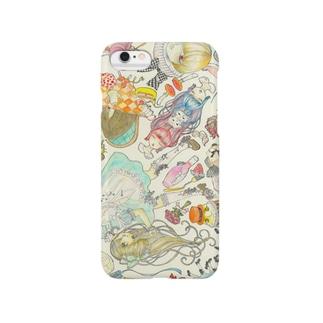 バッドトリップアリス Smartphone cases