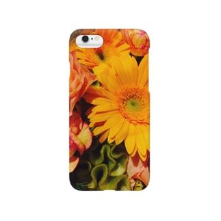 幸せの花束 Smartphone cases