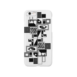四角視覚 Smartphone cases