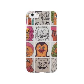 ミッシュウ Smartphone cases