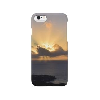 日の出 Smartphone cases