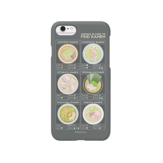 RAMEN(ラーメン) Smartphone cases