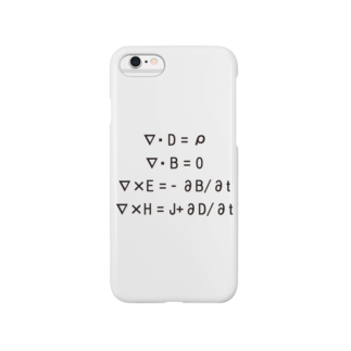 AURA_HYSTERICAのMaxwell's_Equations Smartphone cases