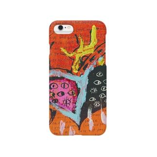 STRONG HEART08 Smartphone cases
