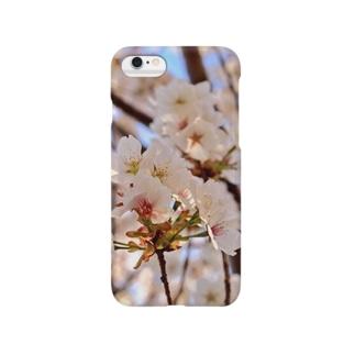 春を、持つ。 Smartphone cases