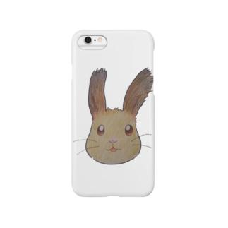 エゾリスさん Smartphone cases