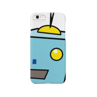 ロボット君 Smartphone cases