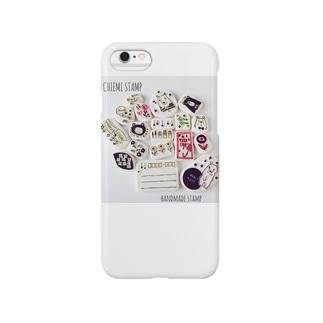 chiemi stamp  Smartphone cases