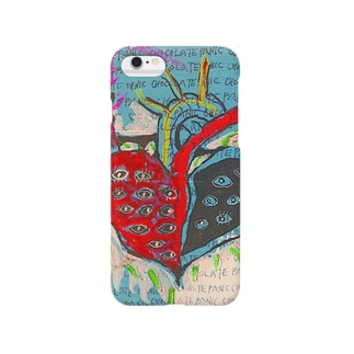 STRONG HEART03 Smartphone cases