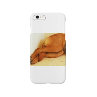 さんぼーの寝癖 Smartphone cases
