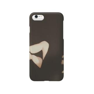女体像 Smartphone cases