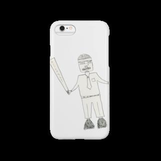 モギーショップのサブカル妖怪シリーズ - リストラリーマン Smartphone cases