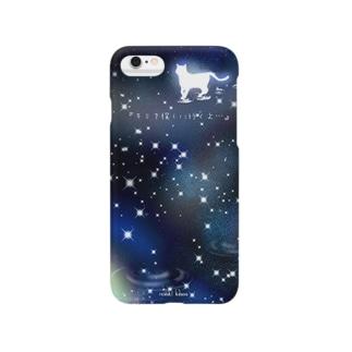 『キミを探しに行くよ...』iPhone6/S専用 ふんわり水面ver. Smartphone cases