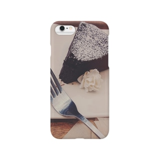 Chocolate Cake Smartphone cases