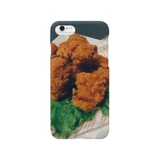 鶏肉のからあげ Smartphone cases